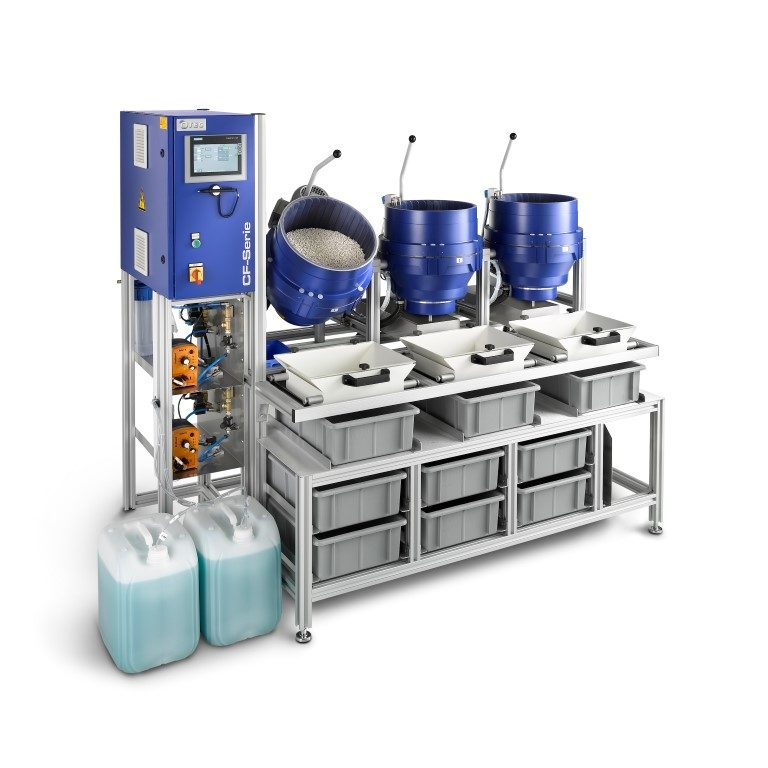 Disc Finishing Units